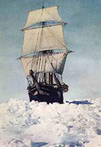 Endurance In Full Sail