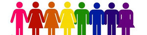 rainbow people gay for everyone