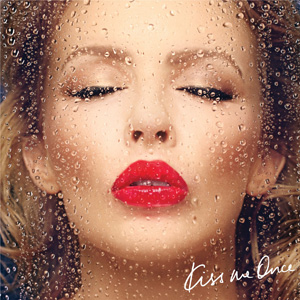 """Kiss me Once"" CD from Kylie Minogue"