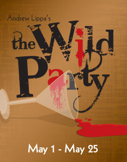 The Wild Party at thr Ritz Theatre