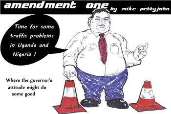 Amendment One by Mike Pettyjohn - June 2014