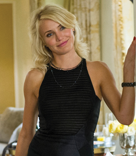 "Cameron Diaz in the new movie ""The Other Woman"""