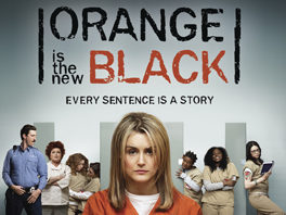 """Orange is the new Black"""