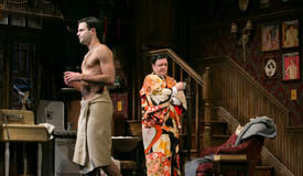 """The Nance"" a scene from play"