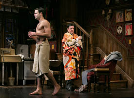 """The Nance"" scene from he play"