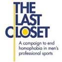 "Sports ""Gay - The Last Closet"""