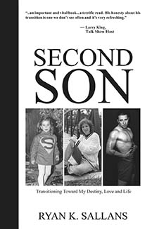 "Ciover of ""Second Son"""