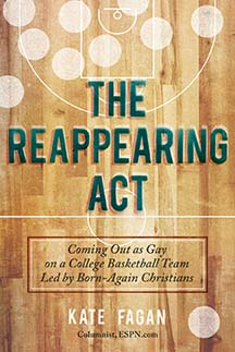 "Cover of ""The Reappearing Act"""