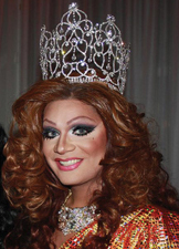 Lea Sky is Miss Paradise and Miss Gay NJ for 2014