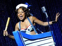 Aint' Misbehavin' with Adrienne Warren at Bucks County Playhouse