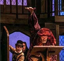 "Photo from ""The Alchemist"" at Shakespeare Theatre."