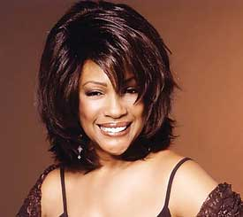 Mary Wilson of the 1960s Supremes