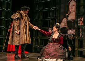 Henry VIII at Shakespeare Festival of NJ