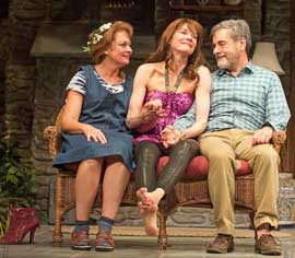 Vanya Sonia Masha & Spike at Paper Mill Playhouse