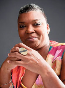 Newark Gay Pride Founer June Dowell-Burton