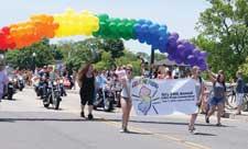 Jersey Pride Parade 2015