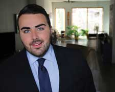 Garden State Equality Executive Director Christian Fuscarino