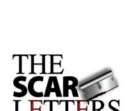 Book cover of Scar Letters by Richard Alther