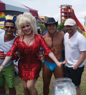 Jersey Pride 2013 Out In Jersey file photo