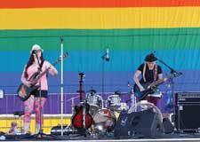 Photo from Jersey Pride in Asbury Park in 2015