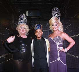Mr and Miss Gay NJ contest winners crowned at Paradise for 2014