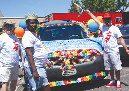 SPOT Jersey Pride SD 6