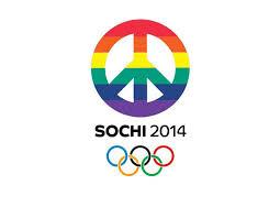 Sochi Rainbow Olympic logo