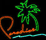 Paradise Nightclub Asbury Park logo