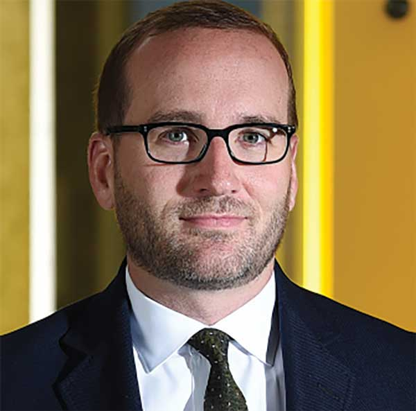 Human Rights Campaign head Chad Griffin