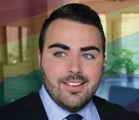 Christian Fuscarino is the executive Director of Garden State Equality