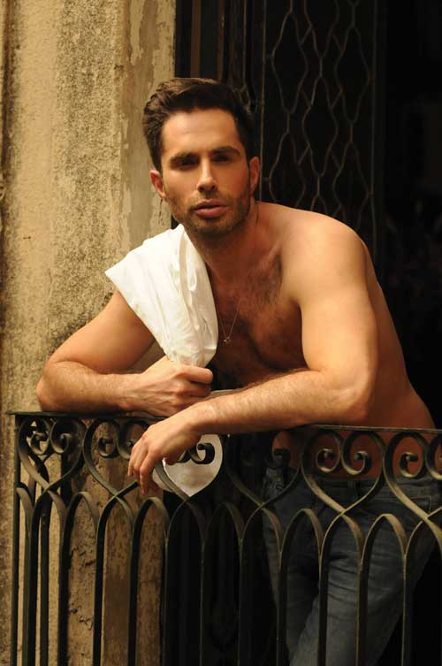 Michael Lucas bares all