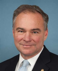 Tim Kaine 113th Ccongress