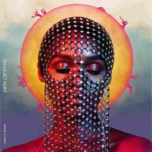 """2018s album cover for Janelle Monae """"Dirty Computer"""""""