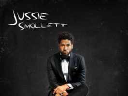 "2018's Jussie Smollett album cover ""Sum of My Music"""