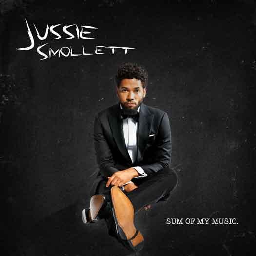 2018's Jussie Smollett album cover