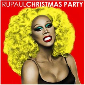 """RuPaul """"Christmas Party"""" 2018"""