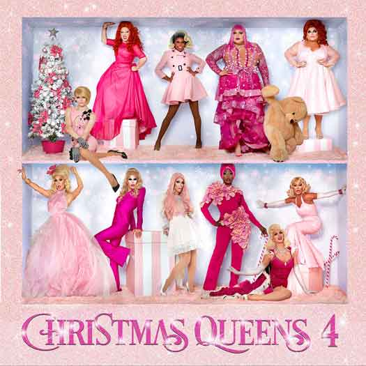 """One of the best Christmas traditions has become an annual release of the newest """"Christmas Queens"""" holiday collection"""
