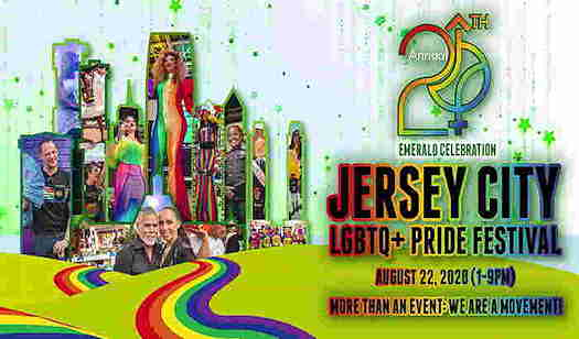 20th Annual Jersey City LGBTQ+ Pride Festival