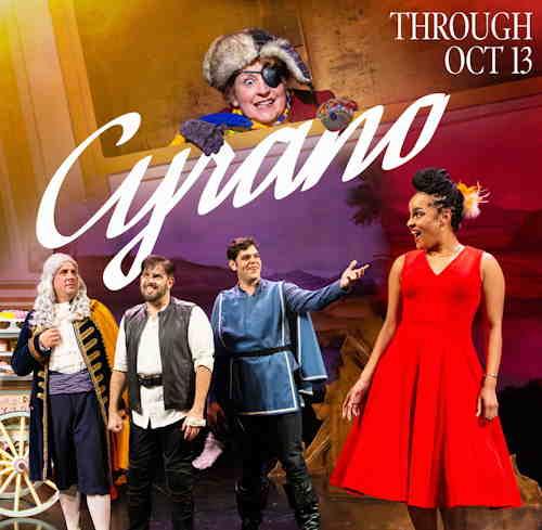 Cyrano play promo
