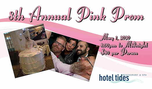8th Annual Pink Prom
