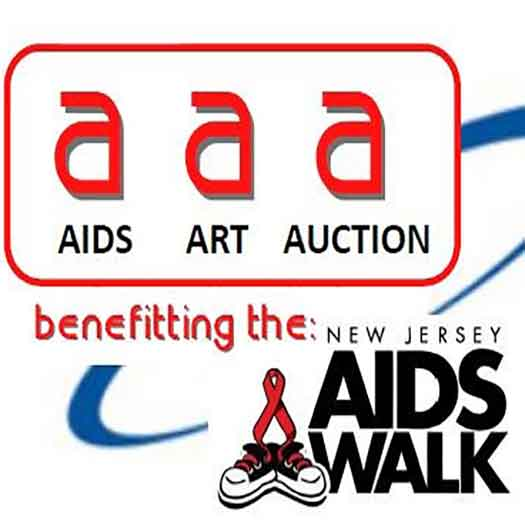 AIDS Art Auction Hackensack, NJ 2018