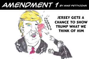 Amendment One by Michael Pettyjohn for Out In Jersey magazine