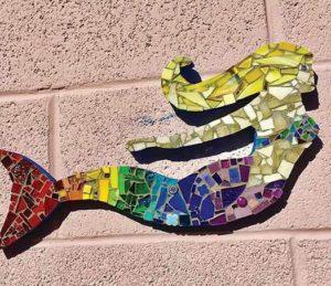 Cape May Mosaics artist creation
