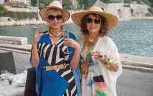 """Absolutely Fabulous The Movie"" photo courtesy of Fox Searchlight Pictures"