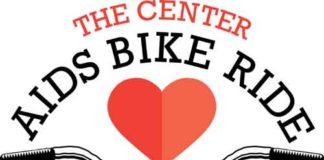 The Center in Asbury Park AIDS Bike Ride logo