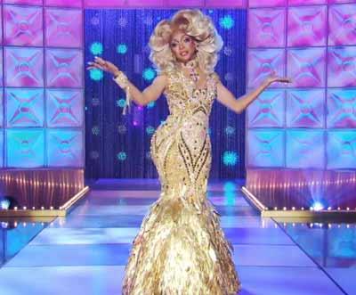 "Akeria C. Davenport on ""RuPaul's Drag Race"""