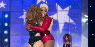 "Monét X Change and Trinity The Tuck earned the title of ""America's Next Drag Superstar."""
