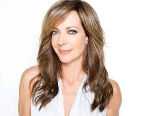 Allison Janney comments on 2017