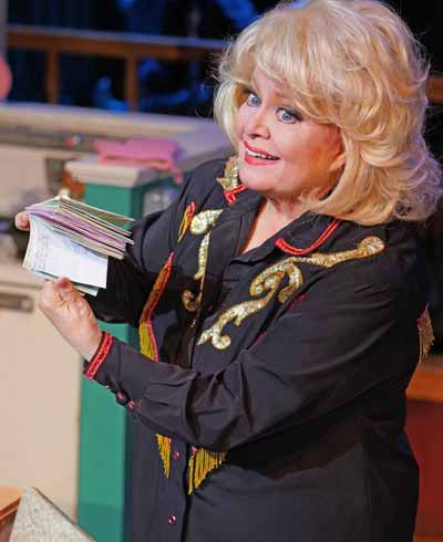 "Sally Struthers as Louise in ""Always … Patsy Cline"" at Bucks County Playhouse"