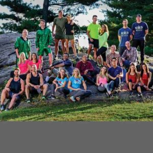 """Amazing Race"" contest photo by John Paul Filo for CBS"